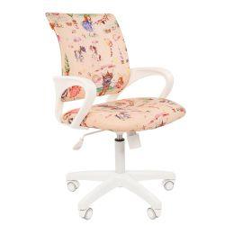 Кресло детское CHAIRMAN KIDS 103, обивка  принцессы