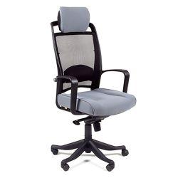 Кресло  офисное CHAIRMAN 283 серое