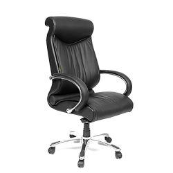 Кресло руководителя CHAIRMAN 420 черное