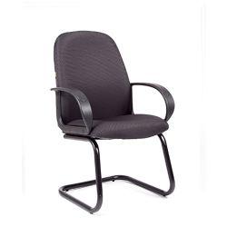 Кресло для посетителя CHAIRMAN 279 V черное, ткань JP