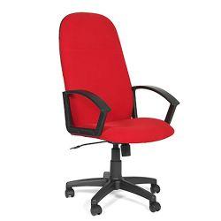 Кресло  CHAIRMAN 289 new, ткань красное