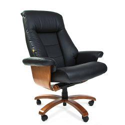 Кресло руководителя CHAIRMAN 400, черное