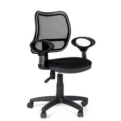 Кресло офисное CHAIRMAN CH 450 черное