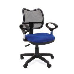 Кресло офисное CHAIRMAN CH 450 синее