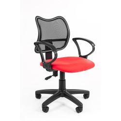 Кресло офисное CHAIRMAN 450 LT красное