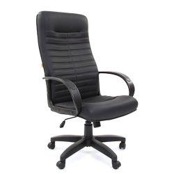 Кресло руководителя CHAIRMAN 480 LT черное