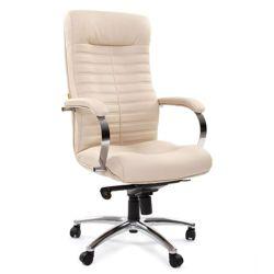 Кресло для руководителя CHAIRMAN 480 бежевое
