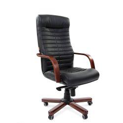 Кресло для руководителя CHAIRMAN 480 WD черное
