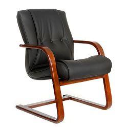 Кресло для посетителя CHAIRMAN 653V черное