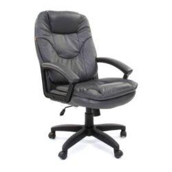 Кресло руководителя CHAIRMAN 668 LT серое