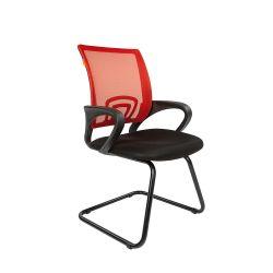 Кресло для посетителя CHAIRMAN 696V красное