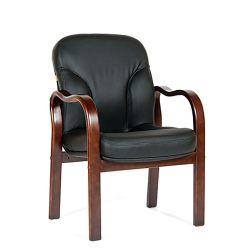 Кресло для посетителя CHAIRMAN 658 (422) черное