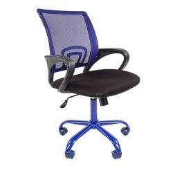 Кресло офисное CHAIRMAN 696 CMET синее