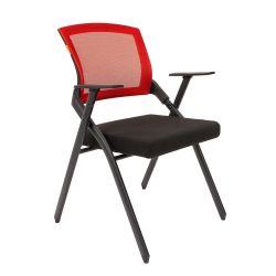 Кресло для посетителей CHAIRMAN NEXX красное