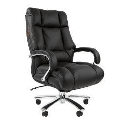 Кресло руководителя Chairman 405 Россия экопремиум,  черное
