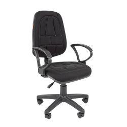 Кресло для персонала Chairman 652, черное