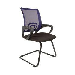 Кресло для посетителя CHAIRMAN 696V синее