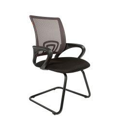 Кресло для посетителя CHAIRMAN 696V серое