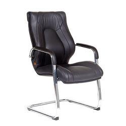 Кресло для посетителя CHAIRMAN Fuga V Эко черное