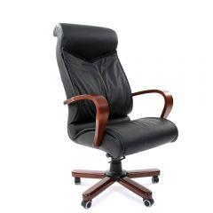 Кресло руководителя CHAIRMAN 420 WD черное