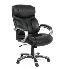 Кресло для руководителя CHAIRMAN CH 435 черное
