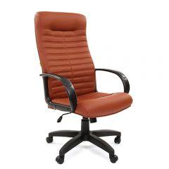 Кресло руководителя CHAIRMAN 480 LT коричневое