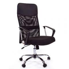 Кресло для руководителя CHAIRMAN 610, черное