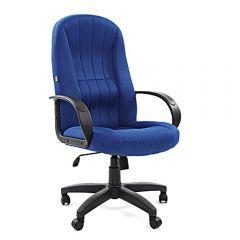 Кресло  CHAIRMAN 685 ткань TW синее