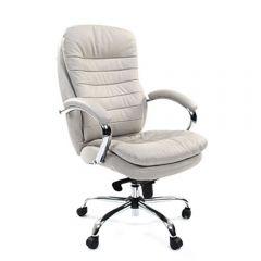 Кресло руководителя CHAIRMAN CH 795 белое