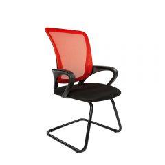 Кресло для посетителя CHAIRMAN 969V красное